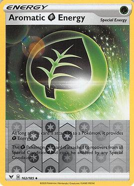 Aromatic G Energy - 162/185 - Uncommon Reverse Holo