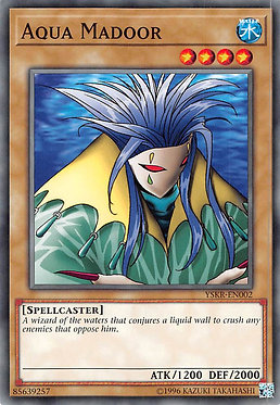 Aqua Madoor - YSKR-EN002 - Common
