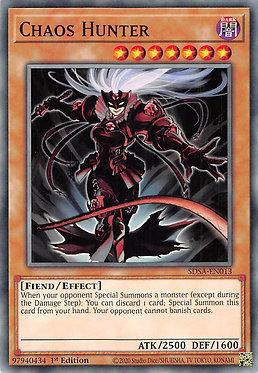 Chaos Hunter - SDSA-EN013 - Common