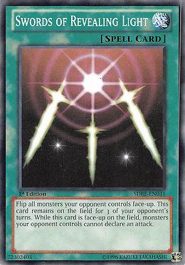 Swords of Revealing Light - SDBE-EN031 - Common