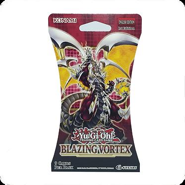 Blazing Vortex 1st Edition 9 Card Blister Pack