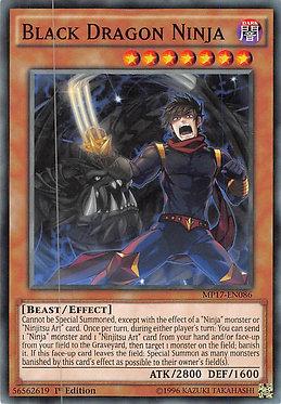 Black Dragon Ninja - MP17-EN086 - Common
