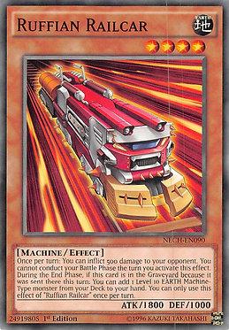 Ruffian Railcar - NECH-EN090 - Common