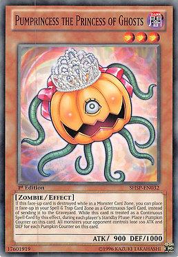 Pumprincess the Princess of Ghosts - SHSP-EN032 - Common