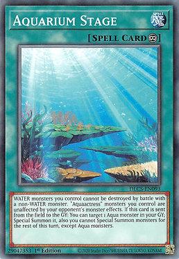 Aquarium Stage - DLCS-EN093 - Common