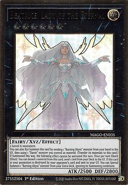 Beatrice, Lady of the Eternal - MAGO-EN035 - Premium Gold Rare