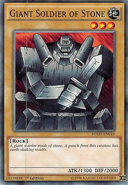 Giant Soldier of Stone - SDMY-EN019 - Common
