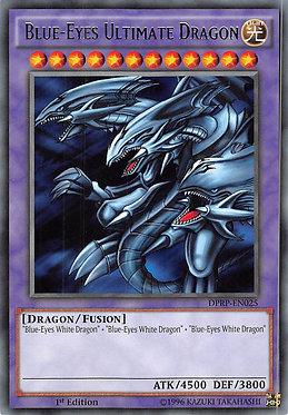 Blue-Eyes Ultimate Dragon - DPRP-EN025 - Rare