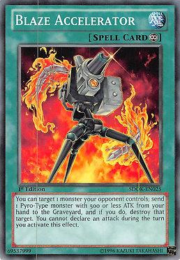Blaze Accelerator - SDOK-EN025 - Common