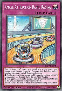 Amaze Attraction Rapid Racing - LIOV-EN074 - Common