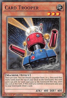 Card Trooper - SDGR-EN016 - Common