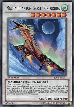 Mecha Phantom Beast Concoruda - JOTL-EN041 - Super Rare