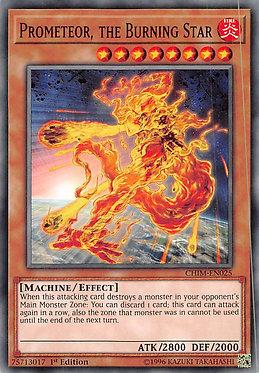 Prometeor, the Burning Star - CHIM-EN025 - Common