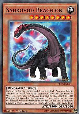 Sauropod Brachion - SR04-EN008 - Common