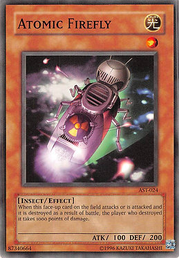 Atomic Firefly - AST-024 - Common