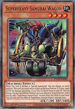 Superheavy Samurai Wagon - ETCO-EN092 - Common