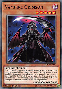 Vampire Grimson - MP19-EN236 - Common