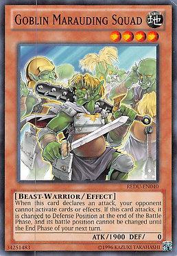 Goblin Marauding Squad - REDU-EN040 - Common