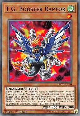 T.G. Booster Raptor - SAST-EN010 - Common