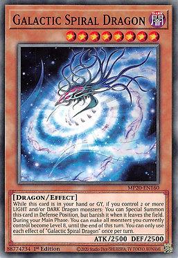 Galactic Spiral Dragon - MP20-EN160 - Common