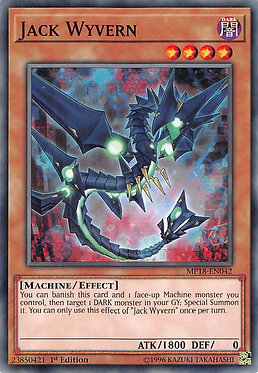 Jack Wyvern - MP18-EN042 - Common