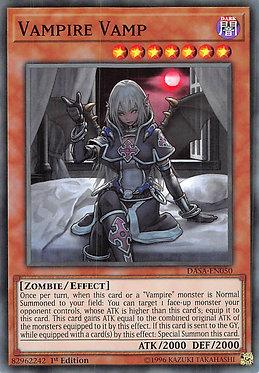 Vampire Vamp - DASA-EN050 - Super Rare
