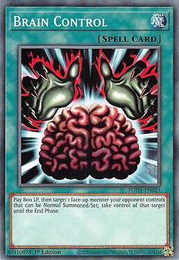 Brain Control - EGO1-EN023 - Common