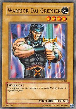 Warrior Dai Grepher - LOD-020 - Common