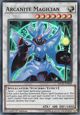 Arcanite Magician - INCH-EN049 - Super Rare