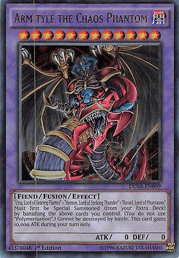 Armityle the Chaos Phantom - DUSA-EN099 - Ultra Rare