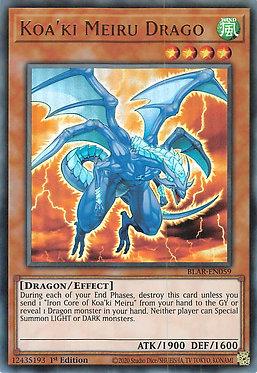 Koa'ki Meiru Drago - BLAR-EN059 - Ultra Rare