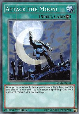 Attack the Moon! - SDMY-EN034 - Common