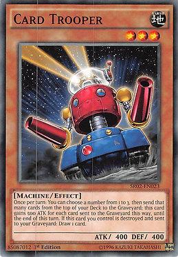 Card Trooper - SR02-EN023 - Common