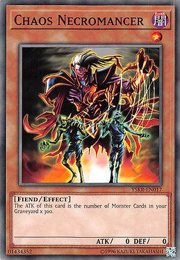 Chaos Necromancer - YSKR-EN017 - Common