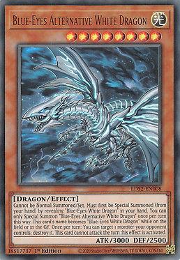 Blue-Eyes Alternative White Dragon - LDS2-EN008 - Ultra Rare