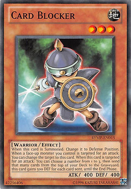Card Blocker - RYMP-EN015 - Common