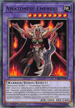 Amazoness Empress - CIBR-EN095 - Common
