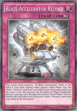 Blaze Accelerator Reload - SECE-EN077 - Common
