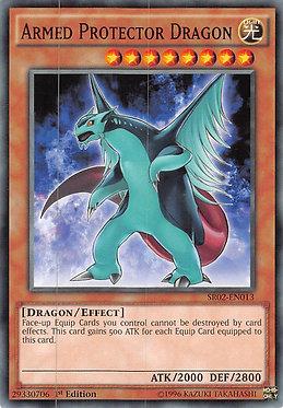 Armed Protector Dragon - SR02-EN013 - Common