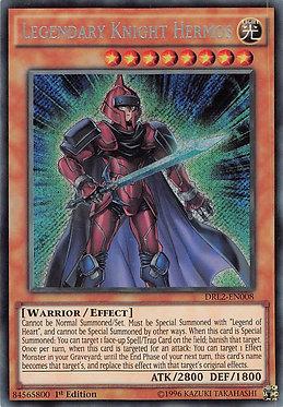 Legendary Knight Hermos - DRL2-EN008 - Secret Rare