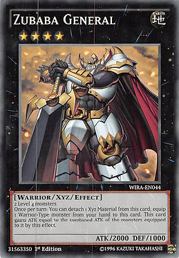Zubaba General - WIRA-EN044 - Common