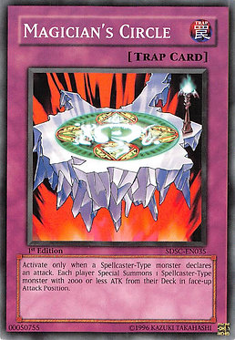 Magician's Circle - SDSC-EN035 - Common