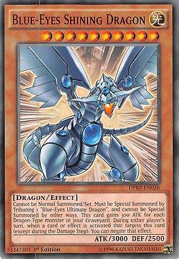 Blue-Eyes Shining Dragon - DPRP-EN026 - Common
