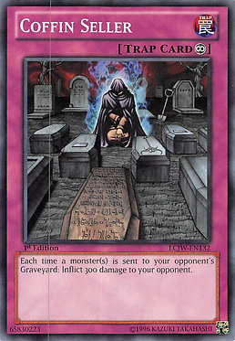 Coffin Seller - LCJW-EN132 - Common