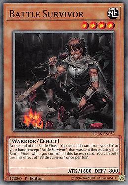 Battle Survivor - IGAS-EN032 - Common
