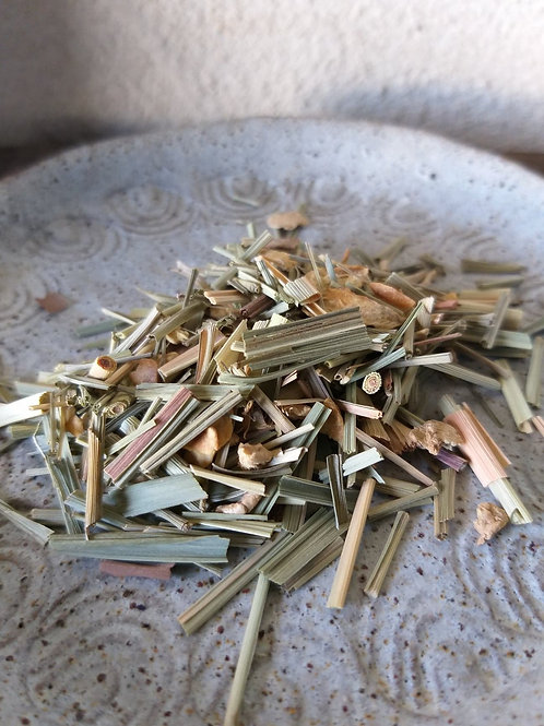 Organic Lemongrass & Ginger