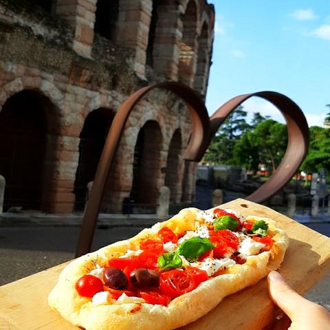 Consegne a Domicilio - centro storico di Verona