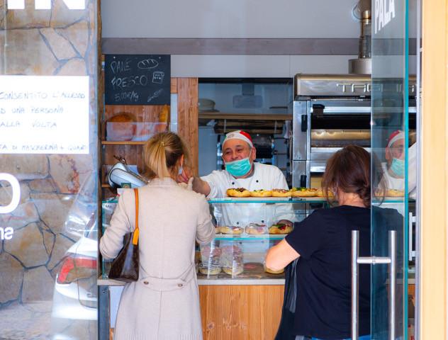 Pizzeria al taglio a Verona