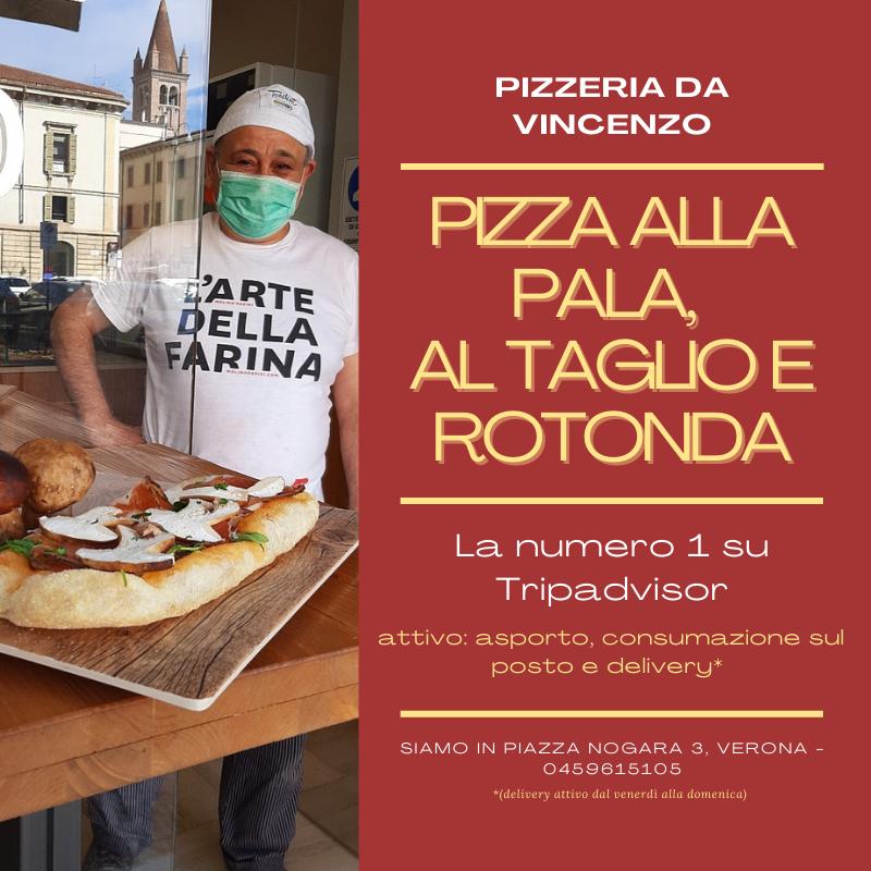 pizza alla pala verona