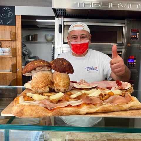 L'estate è arrivata anche alla Pizzeria da Vincenzo